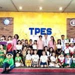 TPES Celebrates Nutrition Month