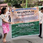 Buwan ng Wika at Kasaysayan, Sabay na Ginunita
